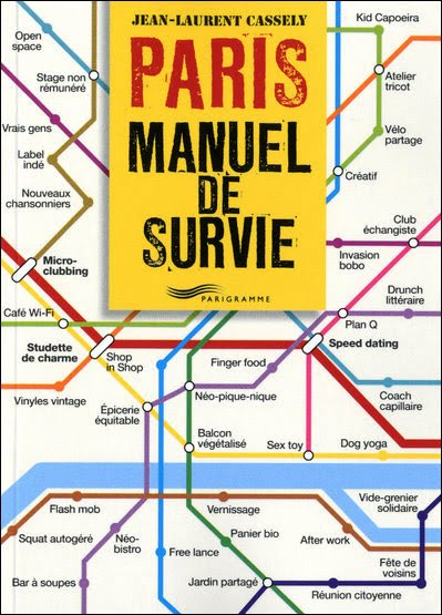 paris manuel de survie
