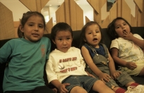 Enfants cheyennes.