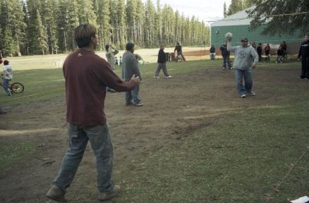 Smallboy Camp. Alberta. Canada.