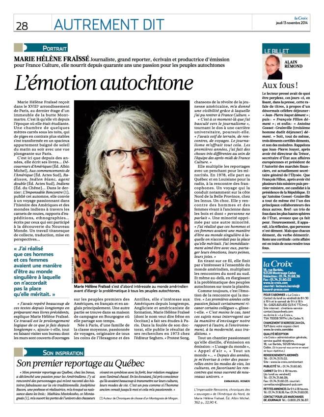 Marie-Hélène   Fraïssé